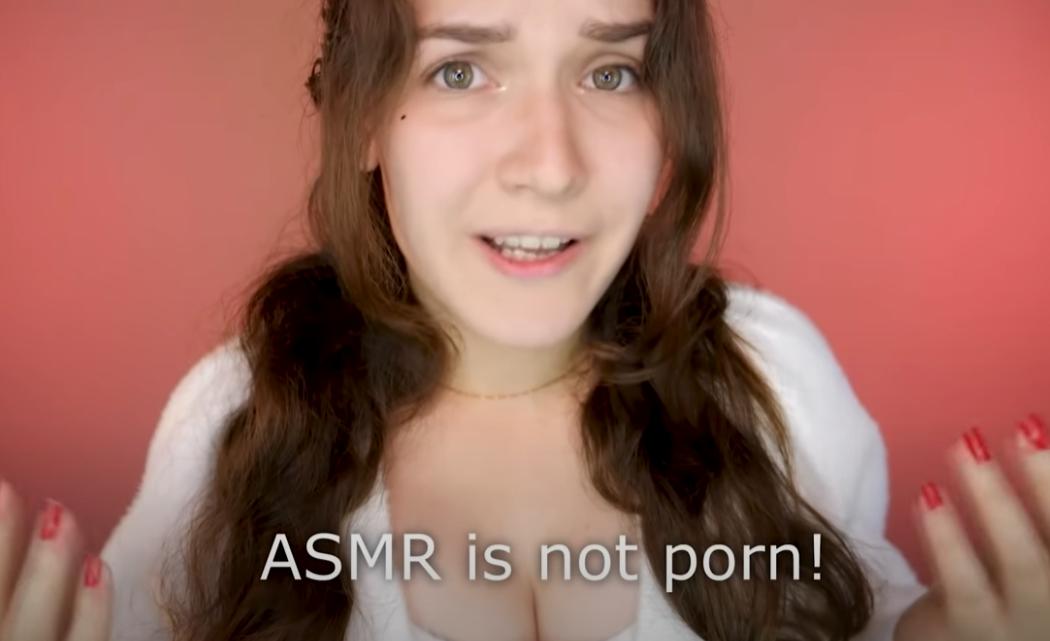 ASMR KittyKlaw блокировка АСМР видео